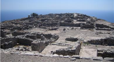 Ancient Thera  - Museums - Santorini
