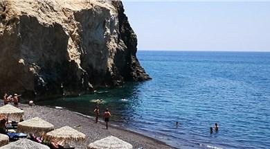 Mesa Pigadia beach - Beaches - Santorini