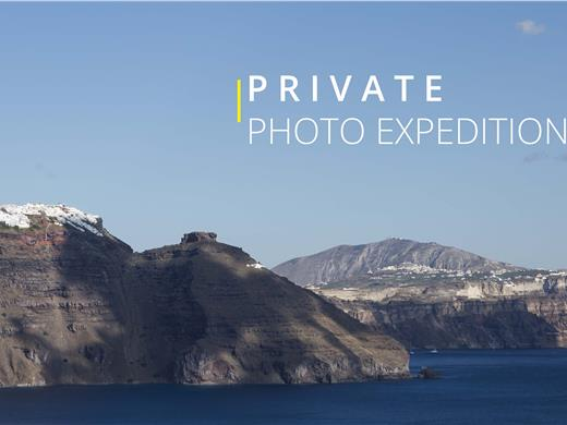 Private Half Day Photo Expeditions - Photo tours - Santorini View