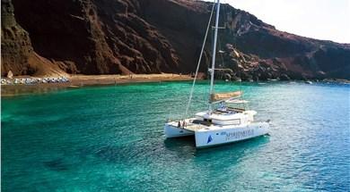 See all Catamaran sailing cruises of Santorini