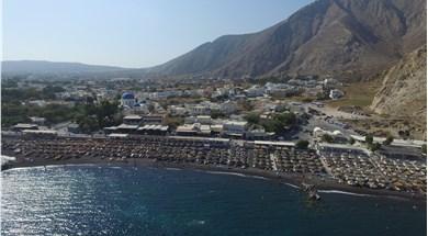 Perissa beach - Beaches - Santorini