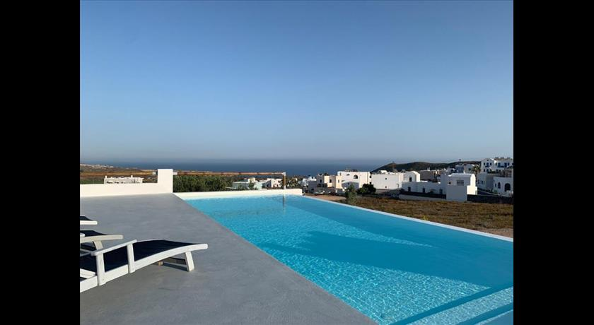 Acrothea Suites and Villas, Hotels in Akrotiri, Greece - Santorini View