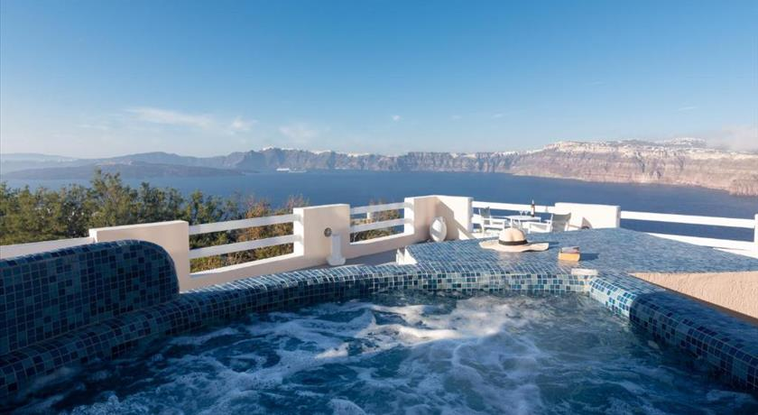 Akrotiri Apartments, Hotels in Akrotiri, Greece - Santorini View