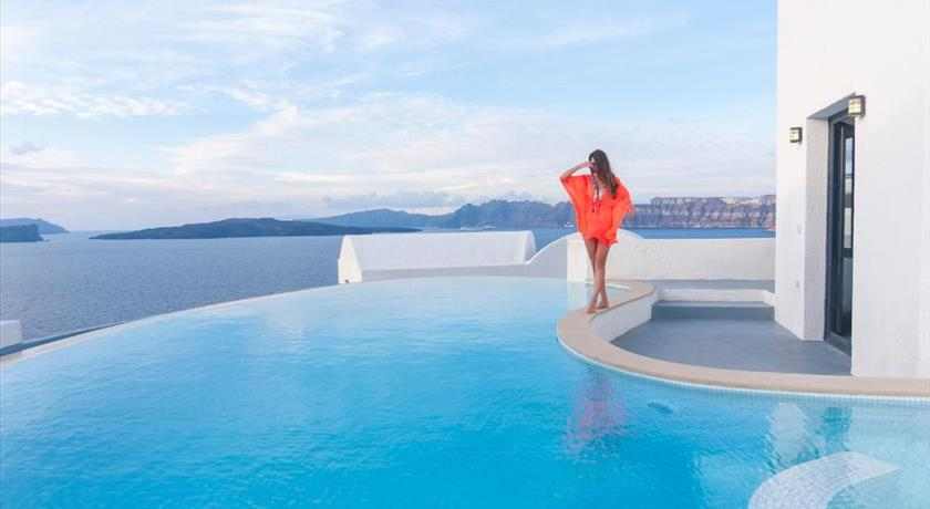 AMBASSADOR SANTORINI LUXURY VILLAS & SUITES in Santorini - 2019 Prices,VIDEO,Ratings - Book Now