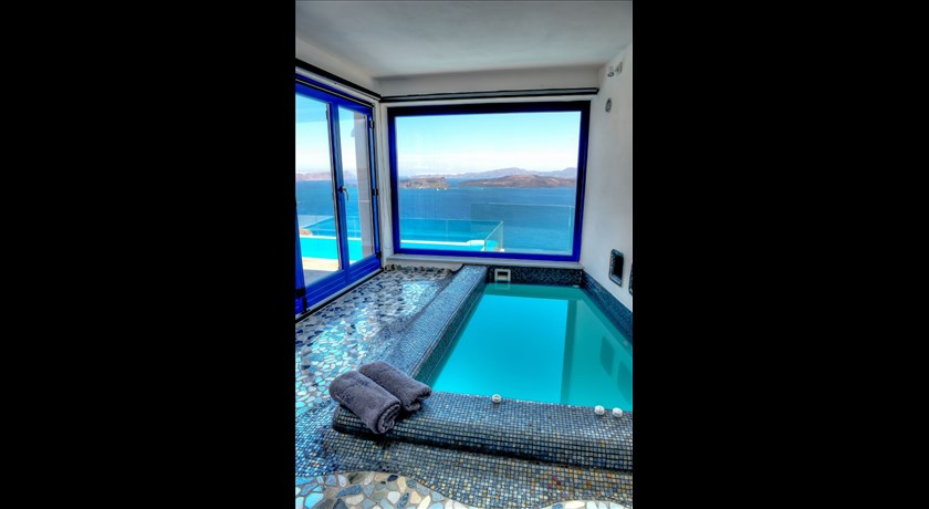 Astarte Suites Hotels In Akrotiri Greece Santorini View