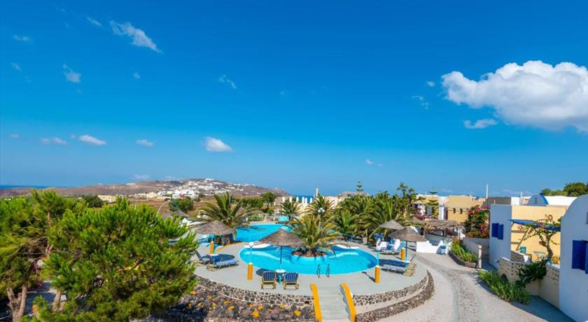 Caldera View Resort, Hotels in Akrotiri, Greece - Santorini View