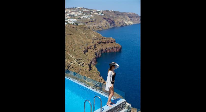 Cavo Ventus Luxury Villa, Hotels in Akrotiri, Greece - Santorini View