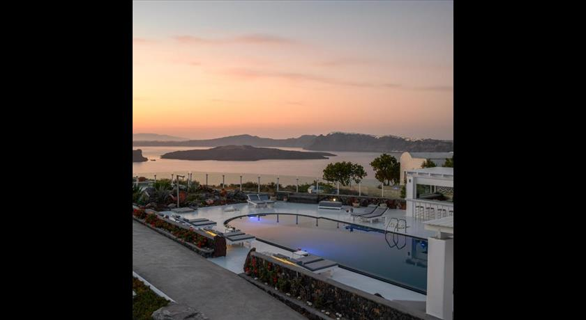 Kalestesia Suites, Hotels in Akrotiri, Greece - Santorini View
