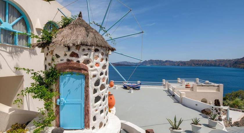 Kokkinos Villas, Hotel in Akrotiri, Greece - Santorini View
