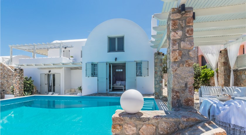 Michaela Residence, Hotels in Akrotiri, Greece - Santorini View