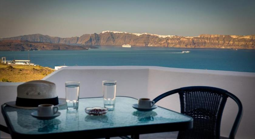 Pancratium Villas & Suites, Hotel in Akrotiri, Greece - Santorini View