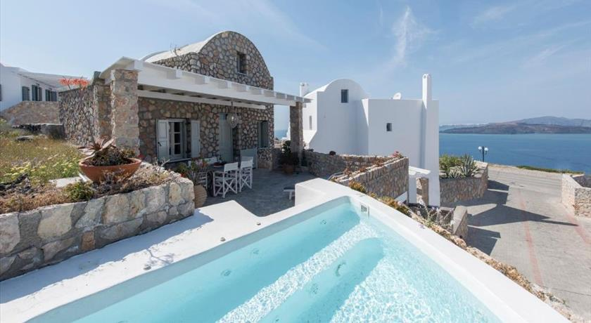 RED CLIFF VILLA in Santorini - 2021 Prices,Photos,Ratings - Book Now
