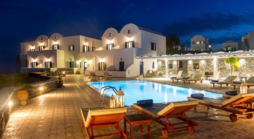 Sigal Villa, Hotels in Akrotiri, Greece - Santorini View