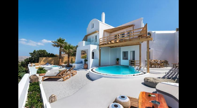 SUMMER LOVERS VILLA in Santorini - 2019 Prices,Photos,Ratings - Book Now