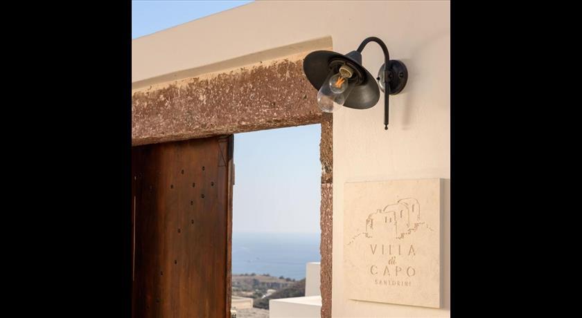 VILLA DI CAPO in Santorini - 2019 Prices,Photos,Ratings - Book Now