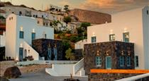 BlackStone Luxury Suites, hotels in Emporio