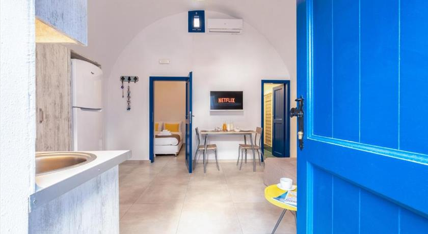 BLUE ORCHID CYCLADIC HOUSE in Santorini - 2019 Prices,Photos,Ratings - Book Now