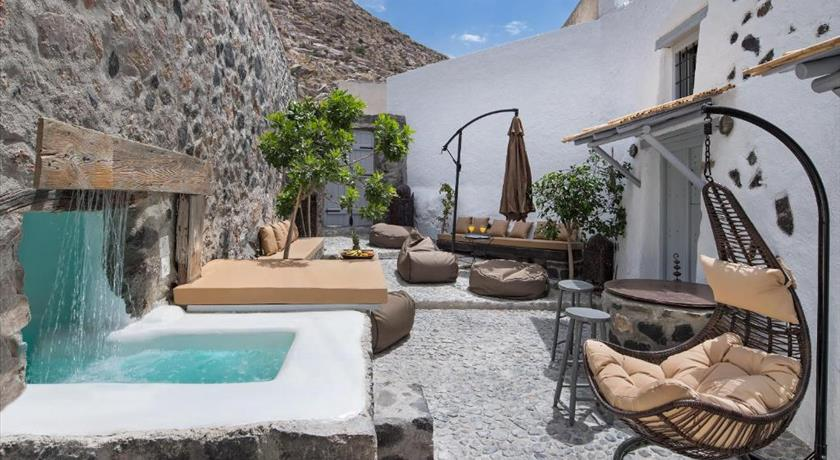 DANDY CAVE VILLA in Santorini - 2019 Prices,VIDEO,Ratings - Book Now