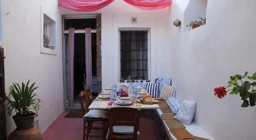 Elena's Villa, Hotels in Emporio, Greece - Santorini View