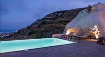 Emporeio Villa Sleeps 8 Pool WiFi, hotels in Emporio