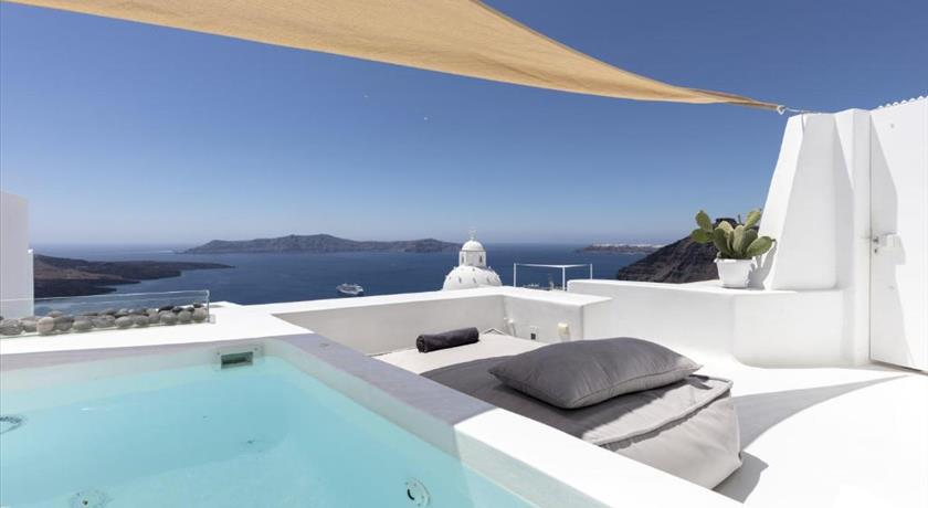 AESTHESIS BOUTIQUE VILLAS FIRA in Santorini - 2019 Prices,Photos,Ratings - Book Now