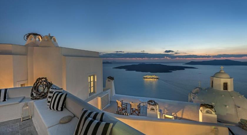AIGIALOS LUXURY TRADITIONAL SETTLEMENT in Santorini - 2019 Prices,Photos,Ratings - Book Now