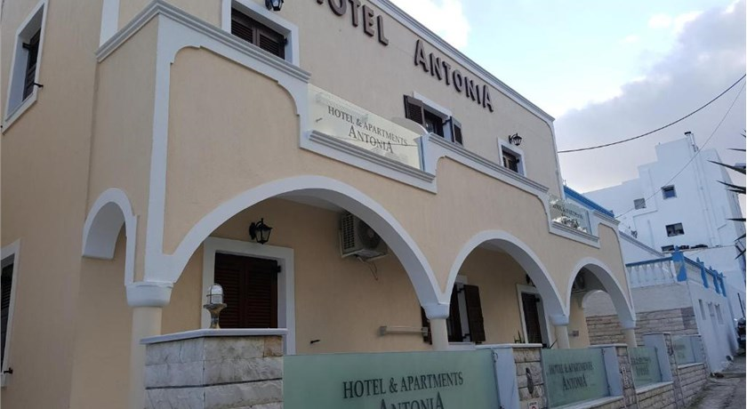 ANTONIA HOTEL in Santorini - 2019 Prices,Photos,Ratings - Book Now