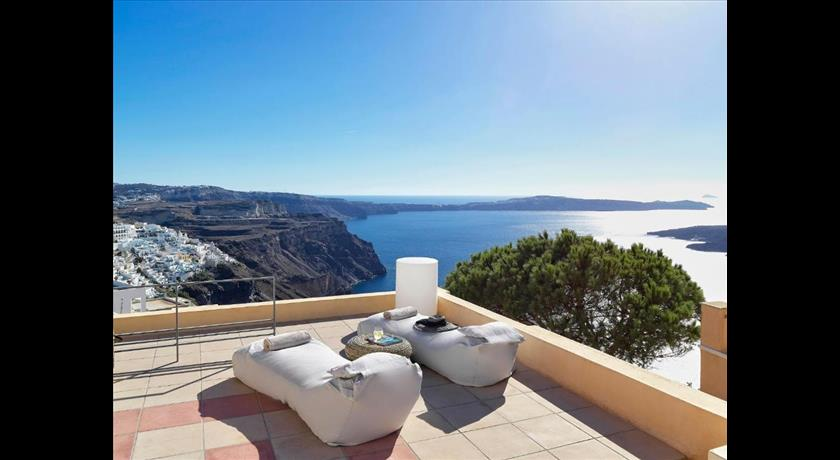 Archipel Mansion, Hotel in Fira Caldera - Santorini View