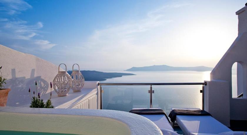 Asteras Villas, Hotels in Fira Caldera - Santorini View