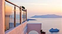 Asteras Villas, hotels in Fira