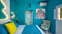 Barocco Bello Studio, hotels in Fira