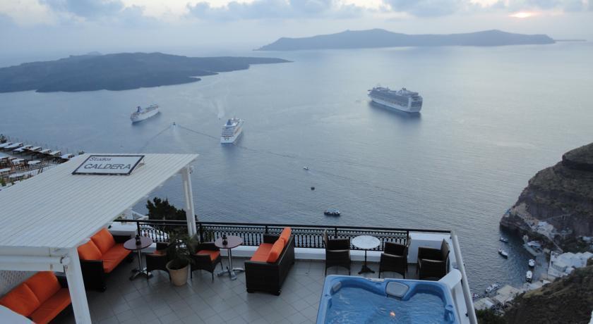 Caldera Studios, Hotel in Fira Caldera - Santorini View