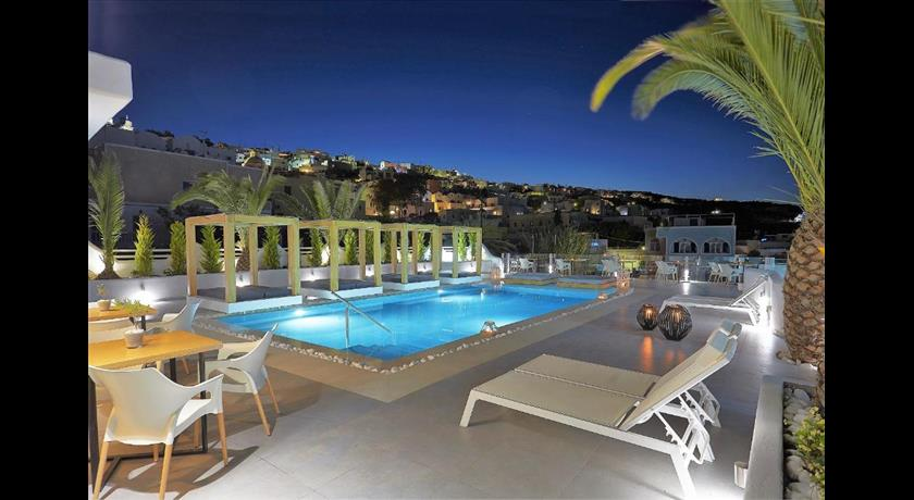 Callia Retreat Suites, Hotels in Fira, Greece - Santorini View