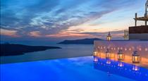 Cosmopolitan Suites, hotels in Fira