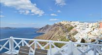Fira Blue House, hotels in Fira