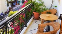 Fira Central Apartment with View, hotels in Fira
