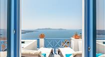 Golden Grey Goose, hotels in Fira