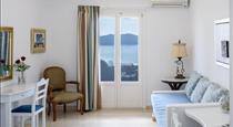 Hotel Villa Renos, hotels in Fira