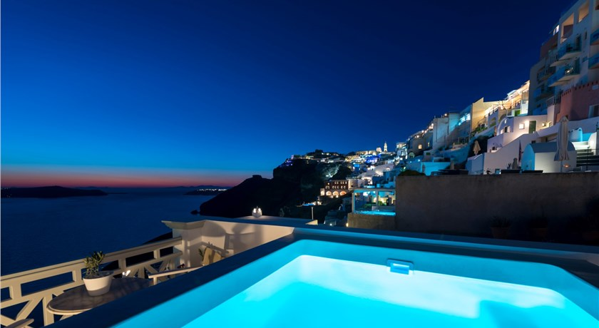 Iriana Apartments, Hotels in Fira Caldera - Santorini View