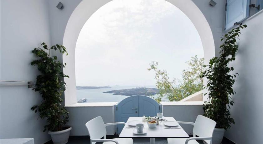 Kastro Suites, Hotels in Fira, Greece - Santorini View