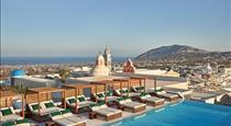 Katikies Garden Hotel, hotels in Fira
