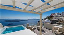 Lava Suites & Lounge, hotels in Fira