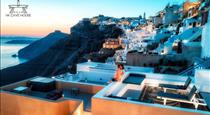 NK CAVE HOUSE VILLA (NEA KAMENI) in Santorini - 2019 Prices,Photos,Ratings - Book Now