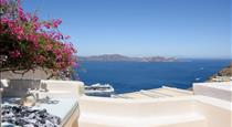 On the Cliff, hotels in Fira