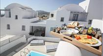 Palmariva Villas, hotels in Fira