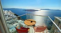 Panorama Boutique Hotel, Hotel in Fira Caldera - Santorini View