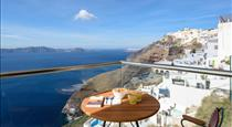 Panorama Boutique Hotel, hotels in Fira