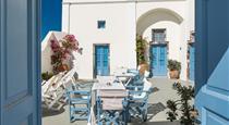 Pantelia Suites, hotels in Fira