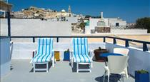 Petini's Place, hotels in Fira