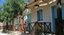 Santorini Camping/Rooms, hotels in Fira